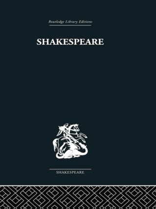 Shakespeare: 1st Edition (Paperback) book cover