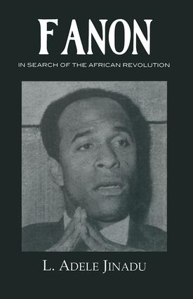 Fanon: 1st Edition (Paperback) book cover