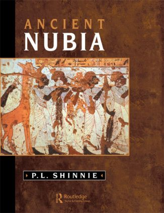 Ancient Nubia: 1st Edition (Paperback) book cover