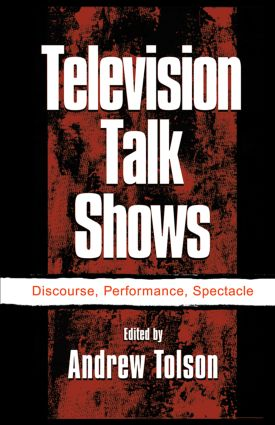 Television Talk Shows