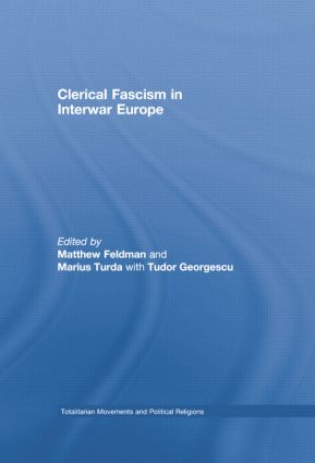 Clerical Fascism in Interwar Europe: 1st Edition (e-Book) book cover