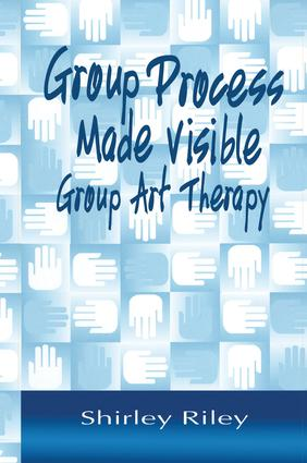 Group Process Made Visible: The Use of Art in Group Therapy (Paperback) book cover