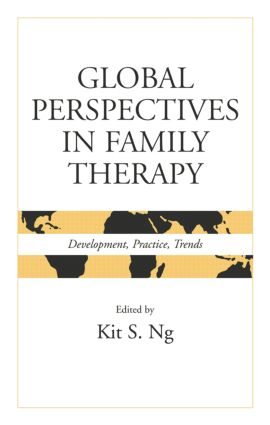 Global Perspectives in Family Therapy: Development, Practice, Trends book cover