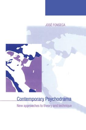 Contemporary Psychodrama: New Approaches to Theory and Technique (e-Book) book cover