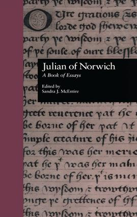 Julian of Norwich: A Book of Essays, 1st Edition (Paperback) book cover