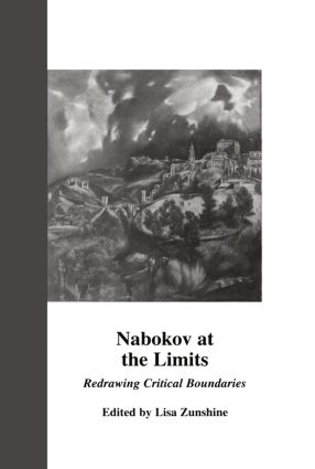 Nabokov at the Limits: Redrawing Critical Boundaries book cover