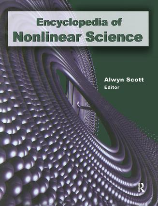 Encyclopedia of Nonlinear Science: 1st Edition (Paperback) book cover