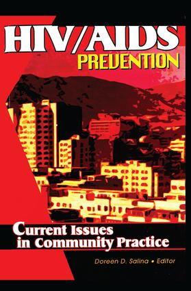 HIV/AIDS Prevention: Current Issues in Community Practice, 1st Edition (e-Book) book cover