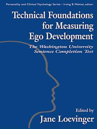 Technical Foundations for Measuring Ego Development