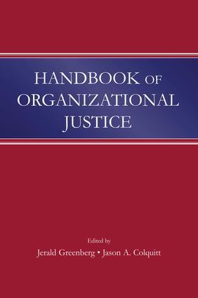 Are Procedural Justice and Distributive Justice Conceptually Distinct?