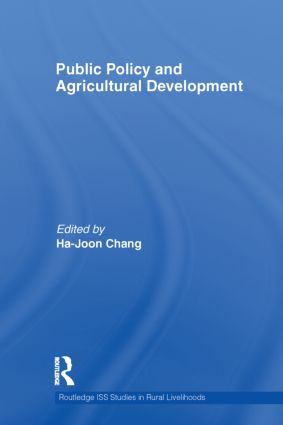 Public Policy and Agricultural Development: 1st Edition (Paperback) book cover