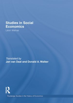 General theory of society: Present state of economics and social science