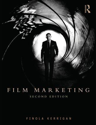 Film Marketing book cover