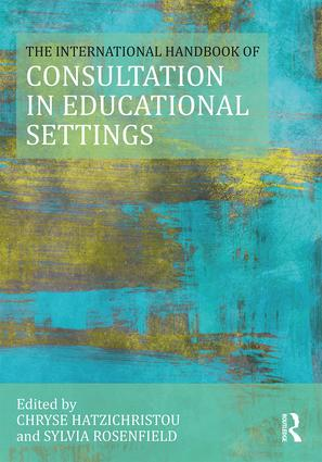 The International Handbook of Consultation in Educational Settings book cover