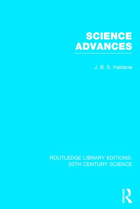 Science Advances (Hardback) book cover