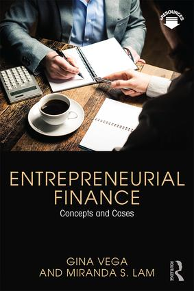 Entrepreneurial Finance: Concepts and Cases, 1st Edition (Paperback) book cover