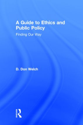 Ethical Discourse and Public Policy