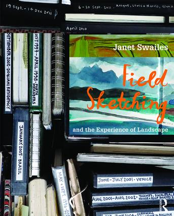 Field Sketching and the Experience of Landscape book cover