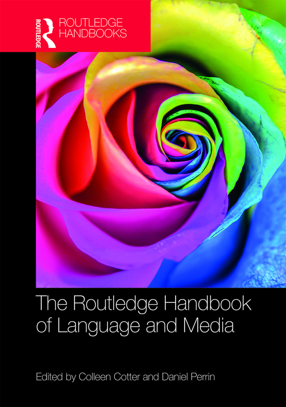 The Routledge Handbook of Language and Media book cover