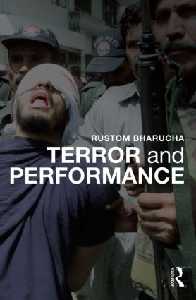 Terror and Performance: 1st Edition (Hardback) book cover