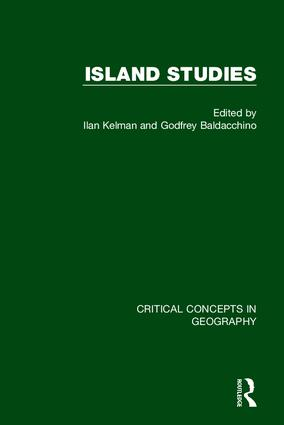 Island Studies, 4-vol. set book cover