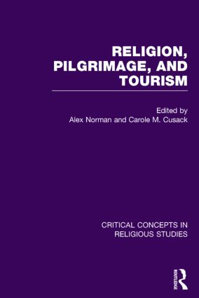 Religion, Pilgrimage, and Tourism book cover