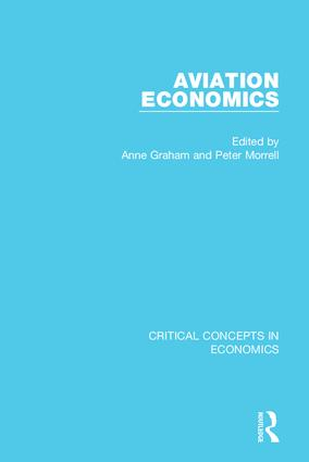 Aviation Economics, 4-vol. set book cover