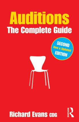 Auditions: The Complete Guide, 2nd Edition (Paperback) book cover