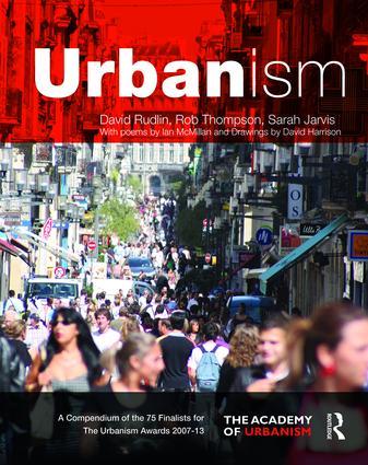 Urbanism book cover