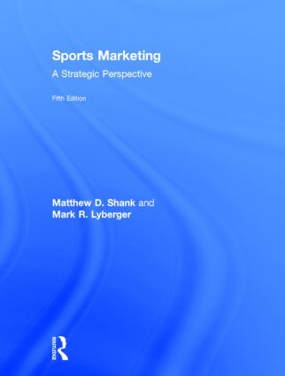 Sports Marketing: A Strategic Perspective, 5th edition book cover