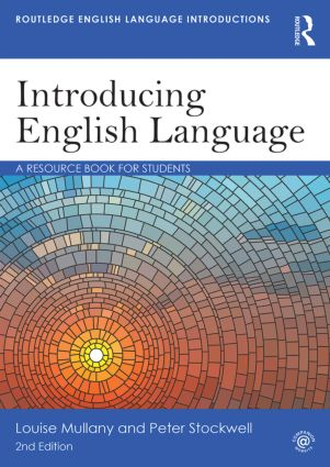 Introducing English Language: A Resource Book for Students, 2nd Edition (Paperback) book cover