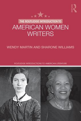 The Routledge Introduction to American Women Writers: 1st Edition (Paperback) book cover