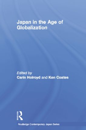 Japan in the Age of Globalization (Paperback) book cover