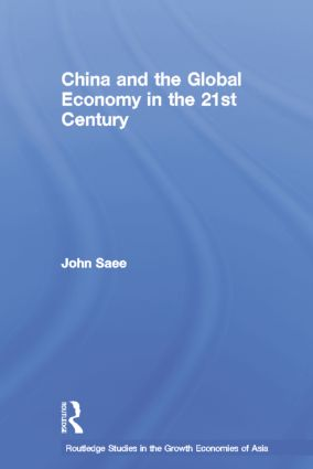 China and the Global Economy in the 21st Century book cover