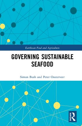 Governing Sustainable Seafood book cover