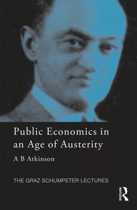Public Economics in an Age of Austerity book cover