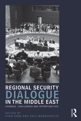 Regional Security Dialogue in the Middle East: Changes, Challenges and Opportunities book cover