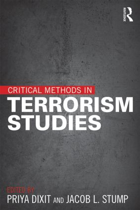 Critical Methods in Terrorism Studies: 1st Edition (Paperback) book cover