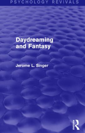 Daydreaming and Fantasy: 1st Edition (Paperback) book cover