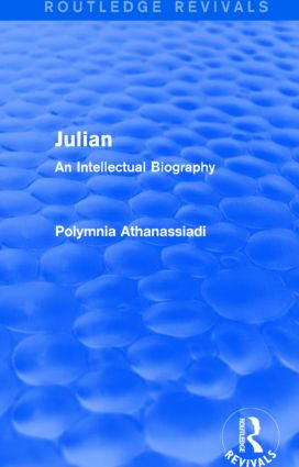Julian (Routledge Revivals): An Intellectual Biography, 1st Edition (Paperback) book cover