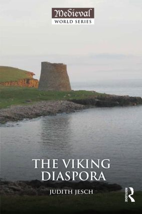 The Viking Diaspora book cover