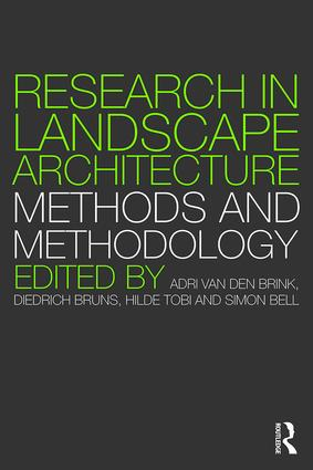 Research in Landscape Architecture: Methods and Methodology (Paperback) book cover