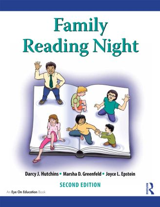 Family Reading Night book cover