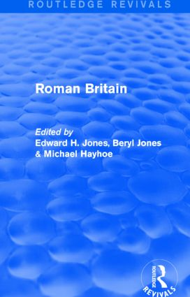 Roman Britain (Routledge Revivals): 1st Edition (Paperback) book cover