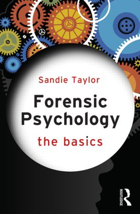 Forensic Psychology: The Basics book cover