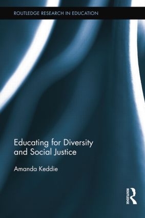Educating for Diversity and Social Justice: 1st Edition (Paperback) book cover