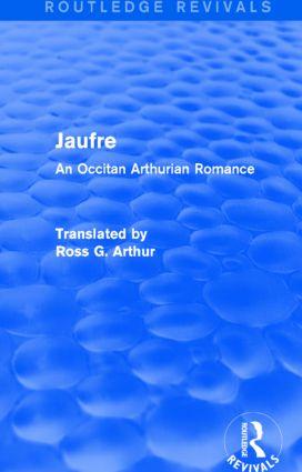 Jaufre (Routledge Revivals)