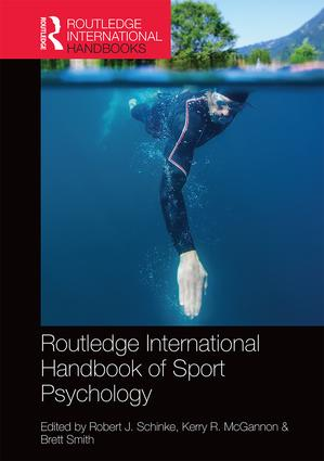 Routledge International Handbook of Sport Psychology (Hardback) book cover