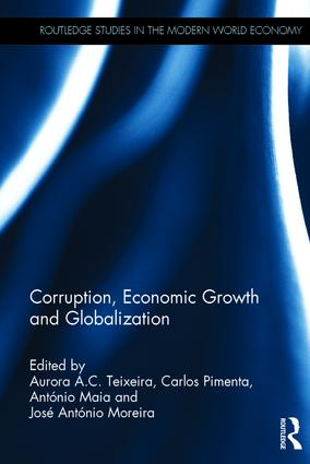 Corruption, Economic Growth and Globalization: 1st Edition (Hardback) book cover