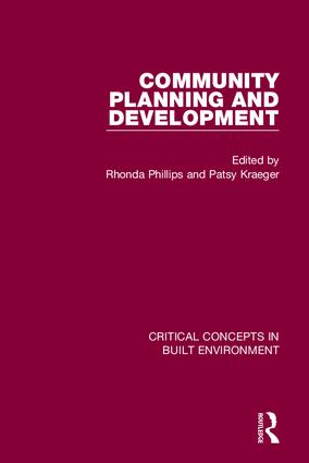 Community Planning and Development book cover